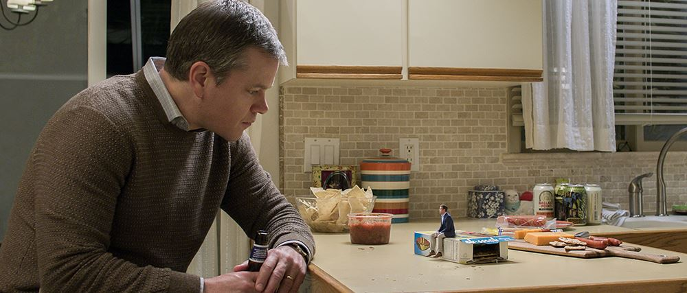 Editing: Paramount Pictures' <I>Downsizing</I>