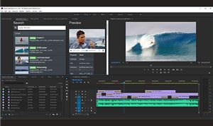Facilis shows new FastTracker Adobe Premiere Pro CC panel