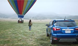 Female crew powers Ford spot targeting women