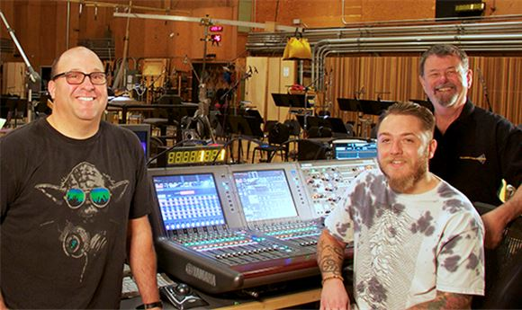 Fox updates Newman Scoring Stage with Yamaha console