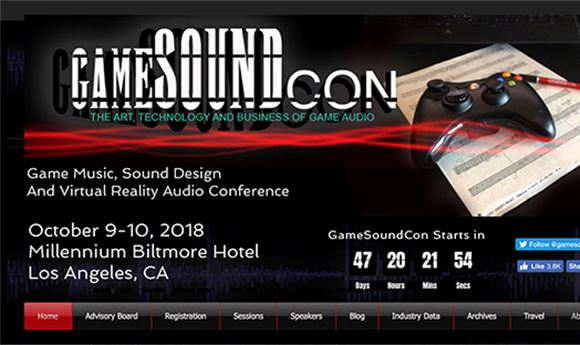Formosa Interactive's Paul Lipson to deliver GameSoundCon keynote
