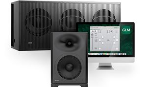 Genelec launches new high-SPL smart active monitors