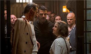 Filmmaking: <I>Hotel Artemis</I> director Drew Pearce