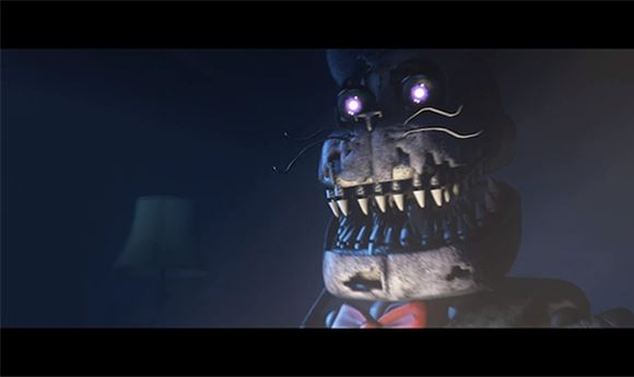 <I>Five Nights At Freddy's</I> using markerless mocap technology