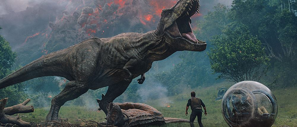 Summer Movies: <I>Jurassic World: Fallen Kingdom</I>