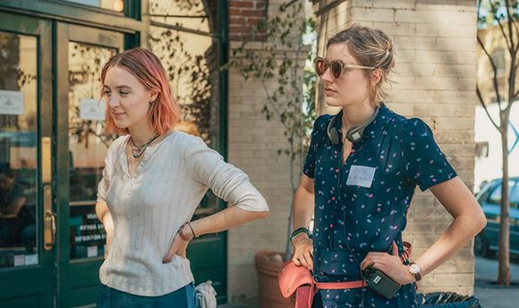 Director's Chair: Greta Gerwig — <I>Lady Bird</I>