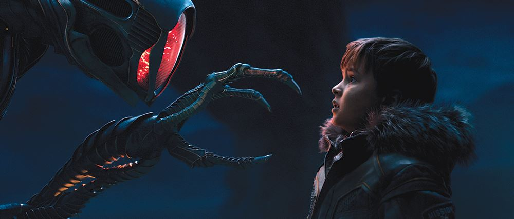 What's Streaming: Netflix's <I>Lost In Space</I>