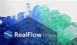 New Next Limit plug-in brings fluid simulation to Maya