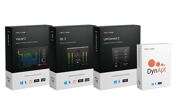 Nugen Audio previewing Loudness Toolkit updates at IBC