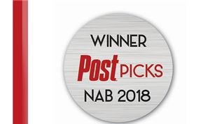 Post Picks: NAB 2018