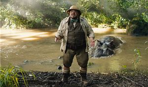 Rodeo FX completes 96 shots for new <I>Jumanji</I> film