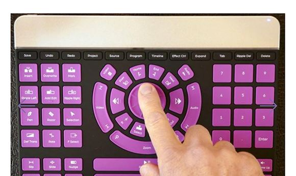 Sensel's Morph tablet geared toward video editing & music production