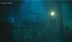 VFX: <I>The Shape of Water</I>
