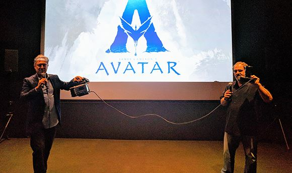 Lightstorm Entertainment to shoot <I>Avatar</I> sequels with Sony Venice cameras