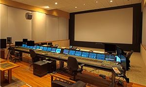 Sony Pictures opens new sound studios