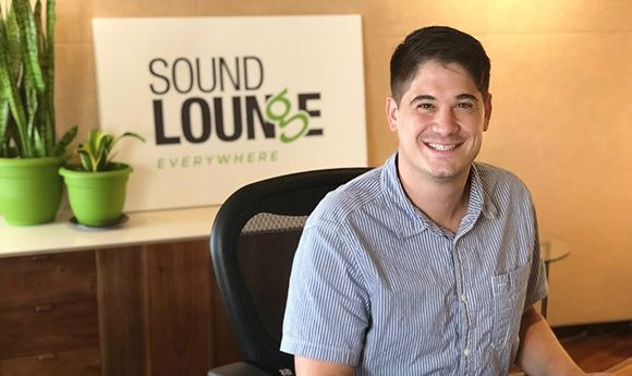 Pete Crimi promoted to mixer at Sound Lounge in NYC