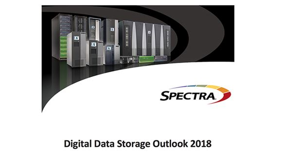 Spectra Logic publishes 'Storage Outlook 2018'