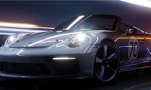 Nvidia, RTX & Unreal Engine partner on Porsche's <I>Speed of Light</I>