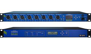 Studio Technologies launches new SMPTE ST 2110 audio interfaces