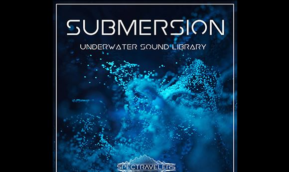 'Submersion' is new underwater sound library