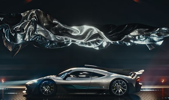 The-Artery uses virtual production technology on Mercedes campaign
