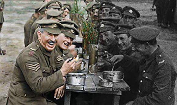 <I>They Shall Not Grow Old</I> offers new look at WWI