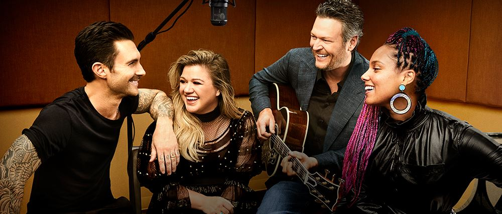 Reality TV — NBC's <I>The Voice</I>