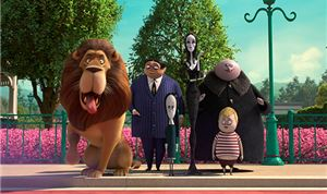 Animation: <i>The Addams Family</i>