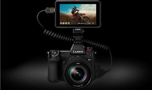 Atomos & Panasonic partner to move raw video over HDMI