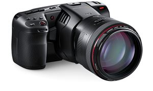 Blackmagic Design introduces Pocket Cinema Camera 6K