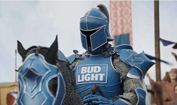 Super Bowl III: Bud Light/HBO — <I>Joust</I>