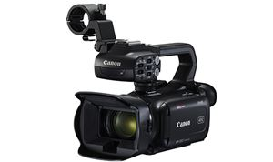 Canon introduces four affordable 4K pro camcorders