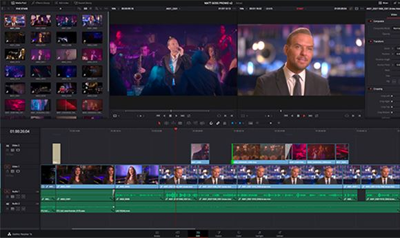 Chimney Group standardizes on DaVinci Resolve Studio