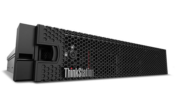 Lenovo's ThinkStation P920 Rack powers remote workstation experience