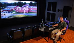 Color Grading: <I>Overcomer</I>