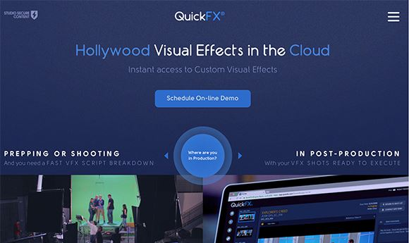 Quickfx.com launches as cloud-based VFX production service
