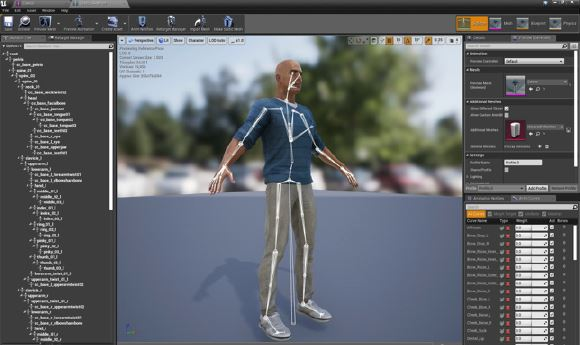 Reallusion debuts digital human solution for Unreal Engine games