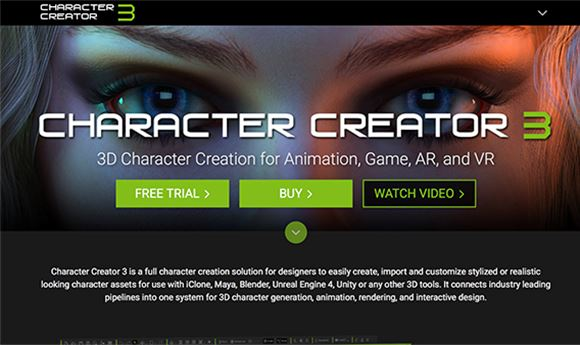 Post Magazine - Review: Reallusion Character Creator 3