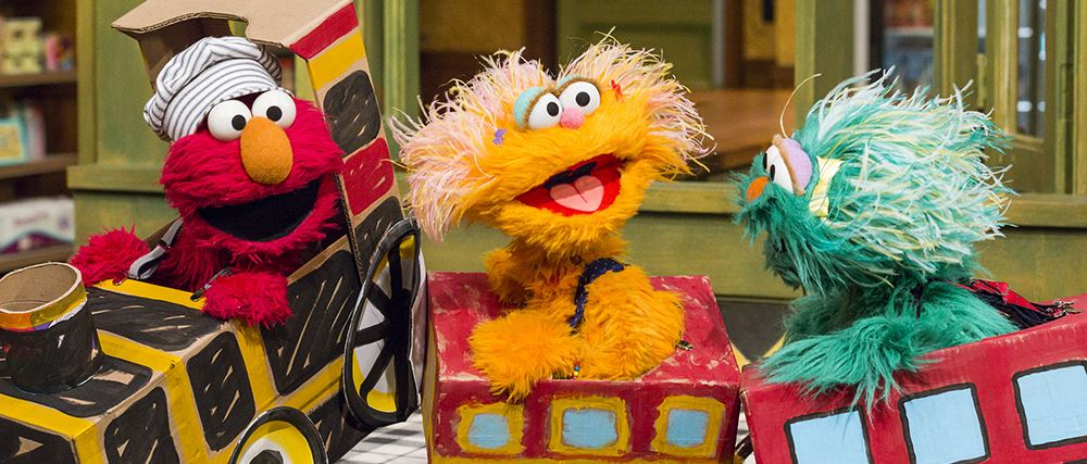 Cover Story: <I>Sesame Street</I> turns 50!