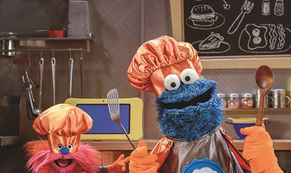 Post Magazine - Cover Story: <I>Sesame Street</I> turns 50