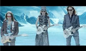 Music Video: Steve Vai — <I>Dark Matter</I>