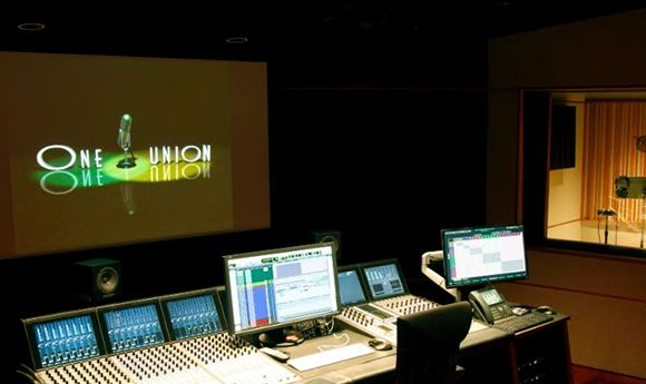 One Union Recording completes rebuild following fire