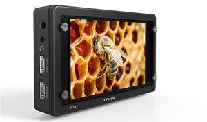 TVLogic rolls out new field monitors & more