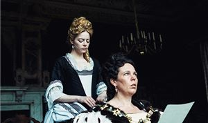 Editing: <I>The Favourite</I>