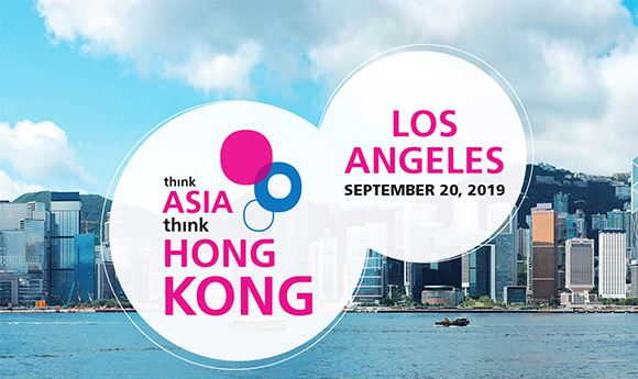 'Think Asia, Think Hong Kong' coming to LA on Sept. 20th