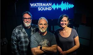 Waterman Sound launches in Toluca Lake