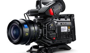Blackmagic Design to ship 12K Ursa Mini Pro camera this month