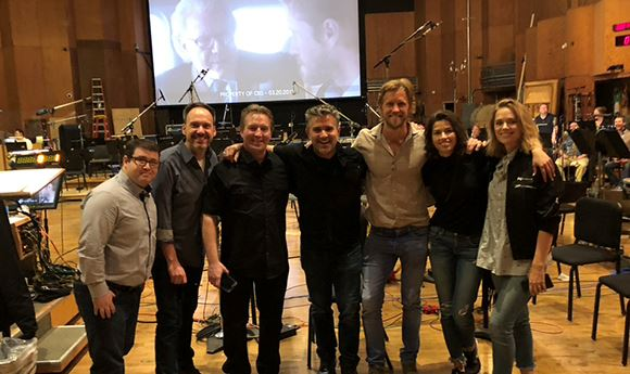 Soundtrack: <I>Blood & Treasure</I> composer Kyle Newmaster