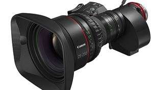 Canon debuts new Cine-Servo lens for 4K production