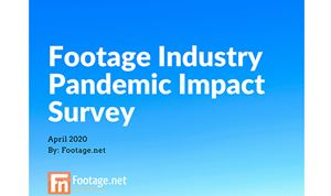 Survey details impact of pandemic on stock footage business